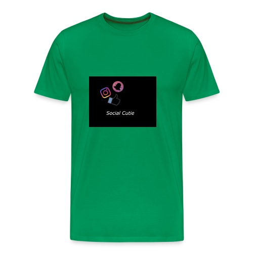 Social Cutie - Men's Premium T-Shirt