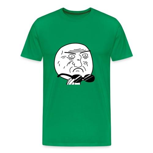 ok - Men's Premium T-Shirt