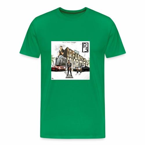 p3 mixtape cover - Men's Premium T-Shirt