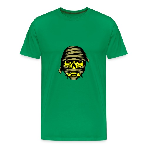 The Mummy s Revenge - Men's Premium T-Shirt