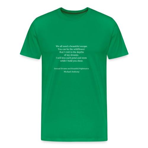 WildFlower - Men's Premium T-Shirt