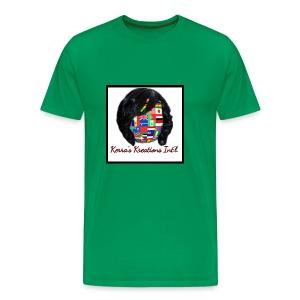 Kerra's Kreations Intl'. - Men's Premium T-Shirt