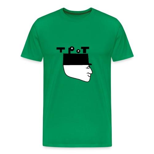 tpot - Men's Premium T-Shirt