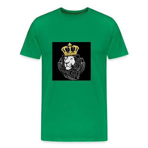 94778048 5836 4285 AEAF 5C4C4F647C3F - Men's Premium T-Shirt