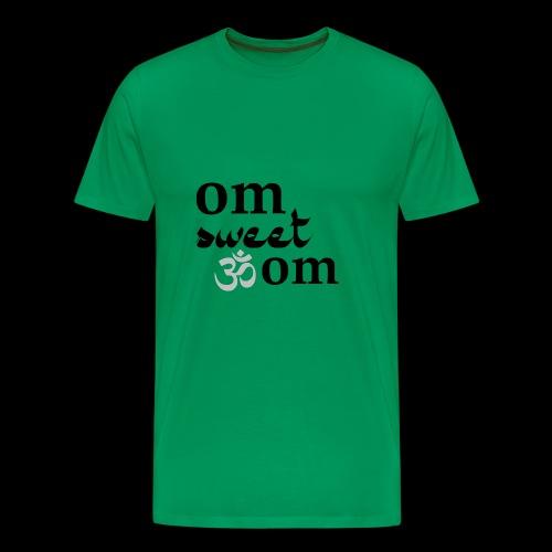 Om Sweet Om - Men's Premium T-Shirt
