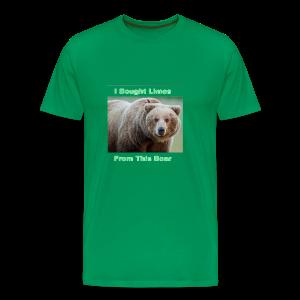 Patron Appreciation - Men's Premium T-Shirt