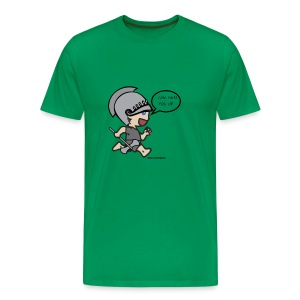 BABY berserker - Men's Premium T-Shirt