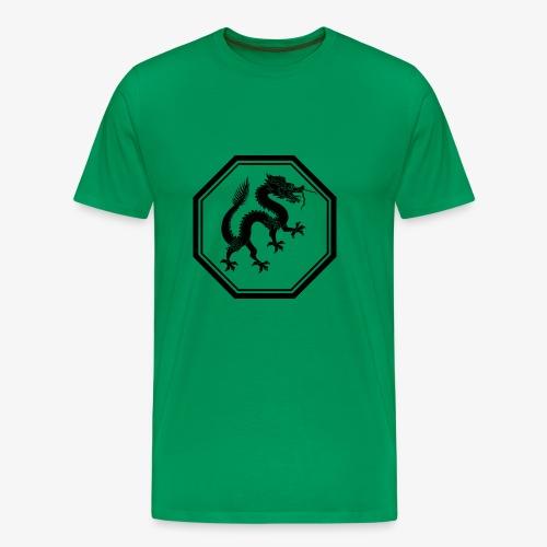 1200px Dragon svg - Men's Premium T-Shirt