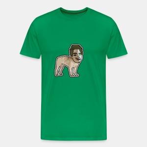 Dog PlayZ Rajzolt - Men's Premium T-Shirt