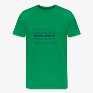 BLESSING CONNECTOR - Men's Premium T-Shirt