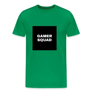 Gamer squad shirts - Men's Premium T-Shirt