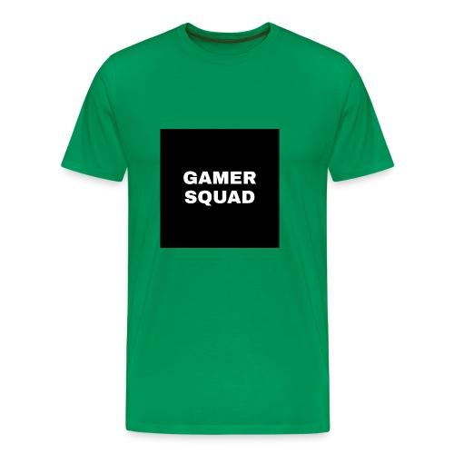 Gamer squad shirts - Men's Premium T-Shirt