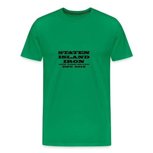 SIIRONBRAND2 - Men's Premium T-Shirt