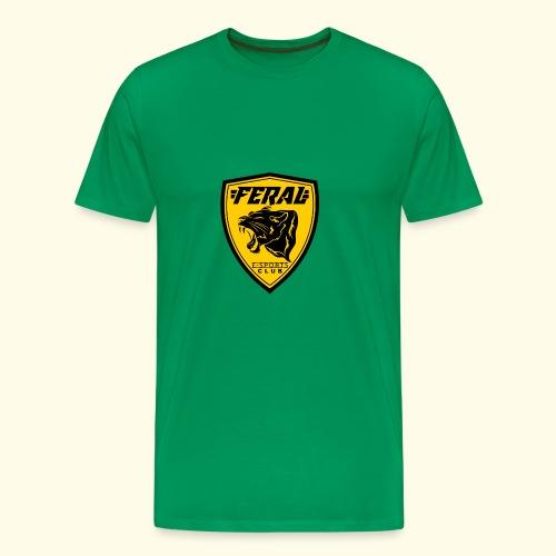 FERAL_EC_Logo - Men's Premium T-Shirt