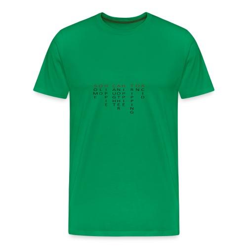 SOH CAH TOA - Men's Premium T-Shirt
