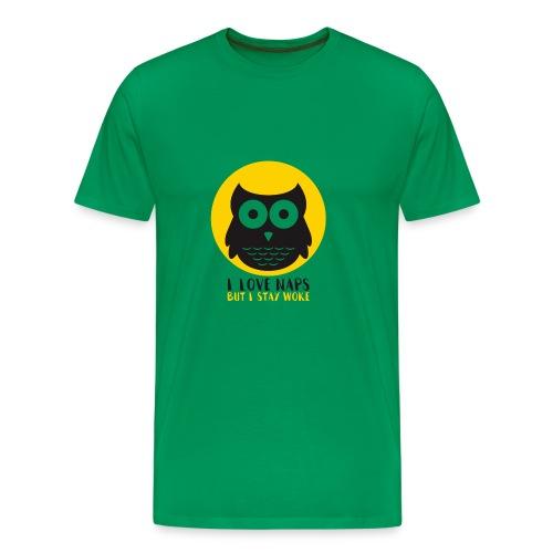 I Love Naps - Men's Premium T-Shirt