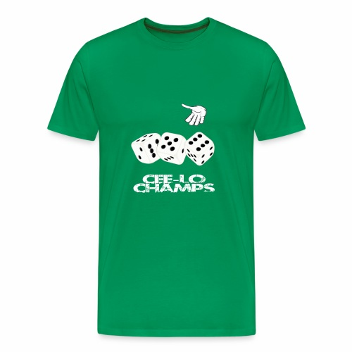GrimeyToof Cee-lo Champs - Men's Premium T-Shirt