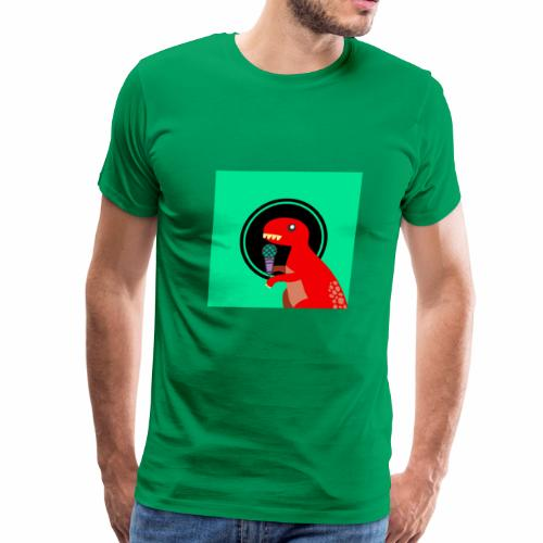 YouTube Logo 1 Merch! - Men's Premium T-Shirt