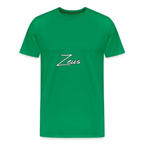 Zeus Signature Style - Men's Premium T-Shirt