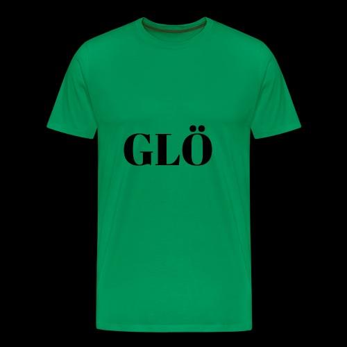 GLÖ BLACK - Men's Premium T-Shirt
