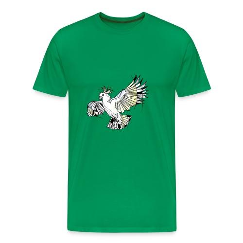 Cockatoo - Men's Premium T-Shirt