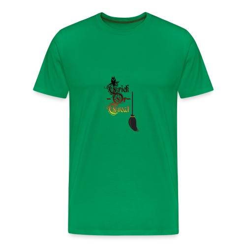 trick or treat 6 - Men's Premium T-Shirt