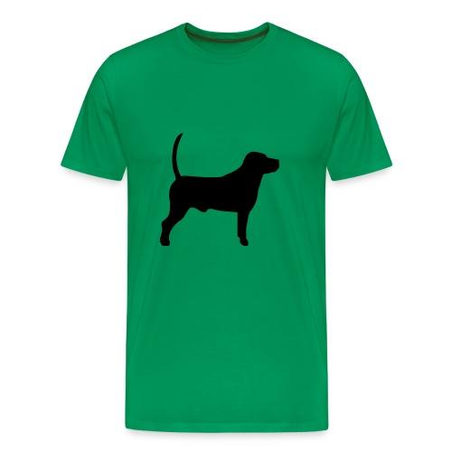 dog 1418276 1280 - Men's Premium T-Shirt
