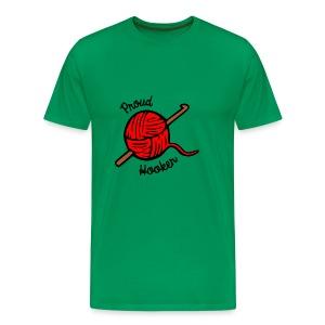 Proud Hooker - Men's Premium T-Shirt