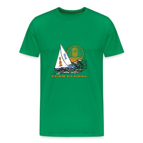 2018 R2AK Team Global - Men's Premium T-Shirt