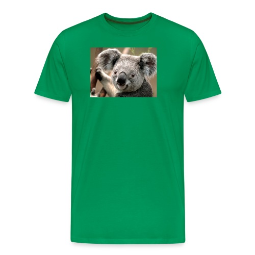 the koala shirt - Men's Premium T-Shirt