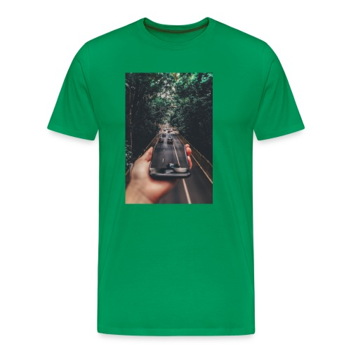 Mobile - Men's Premium T-Shirt