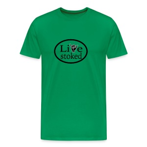 t shirt Stoked 01 - Men's Premium T-Shirt