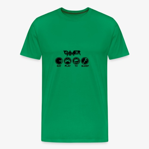 GAMER DESIGN - Men's Premium T-Shirt