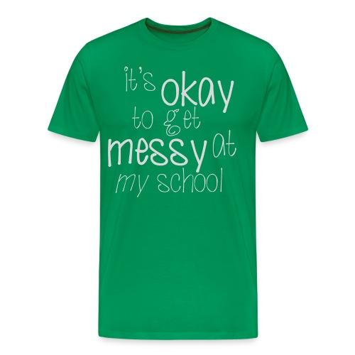 School Pride - Men's Premium T-Shirt