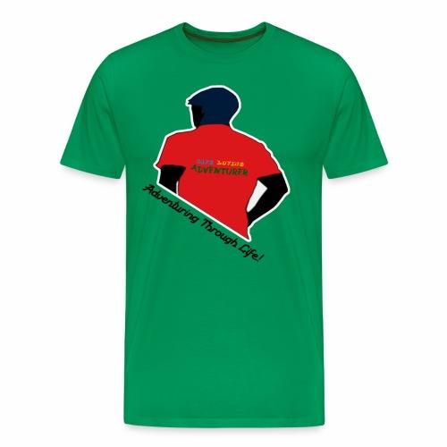 Life Loving Adventurer - Men's Premium T-Shirt