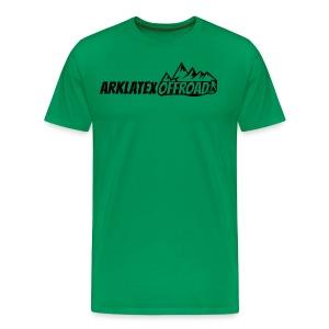 ArkLaTex 2018 BLK - Men's Premium T-Shirt