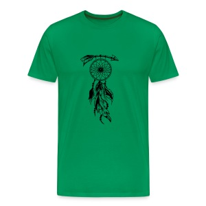 Dream Catcher - Graphic T-shirt and Collection - Men's Premium T-Shirt