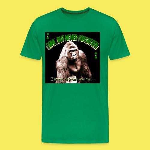 Remember Harambe - Men's Premium T-Shirt