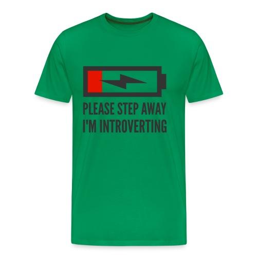 introverting - Men's Premium T-Shirt