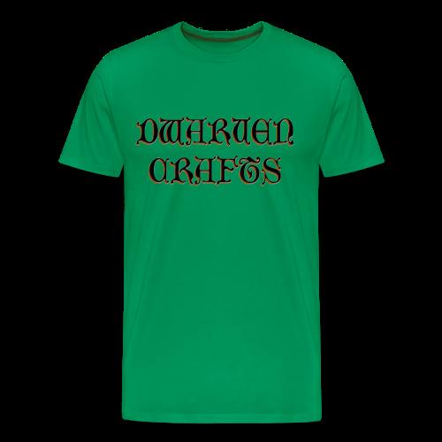 DWARVEN CRAFTS - Men's Premium T-Shirt