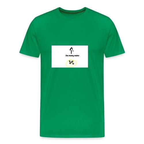 the money maker merch - Men's Premium T-Shirt