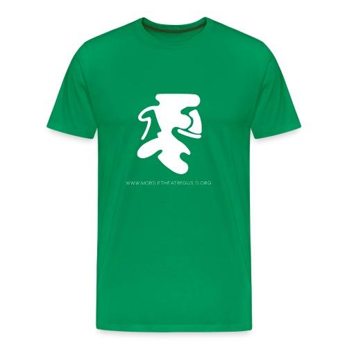 Comedy_Tragedy_Logo_MTG - Men's Premium T-Shirt