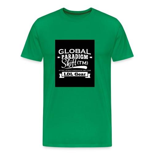 Global Paradigm Shift - Men's Premium T-Shirt