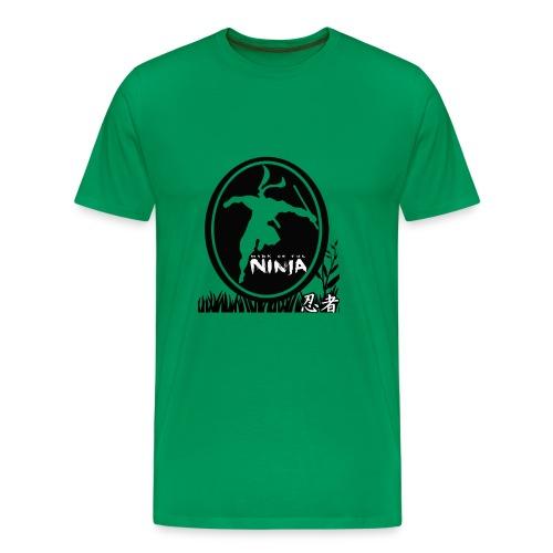Mark of the Ninja - Men's Premium T-Shirt
