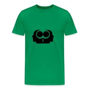 cranium - Men's Premium T-Shirt