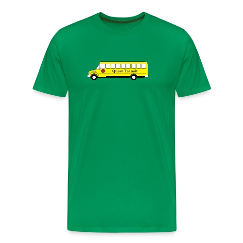 QuestTransit - Men's Premium T-Shirt