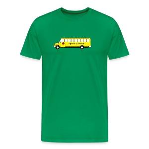 QuestTransit - Men's Premium T-Shirt