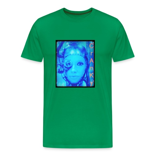 Cranky - Men's Premium T-Shirt