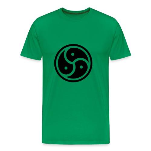 Kink Community Symbol - Men's Premium T-Shirt