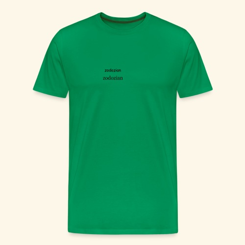 zodozian - Men's Premium T-Shirt